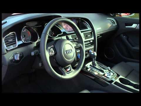 2013 Audi S5 Sportback - Exterior and Interior Details