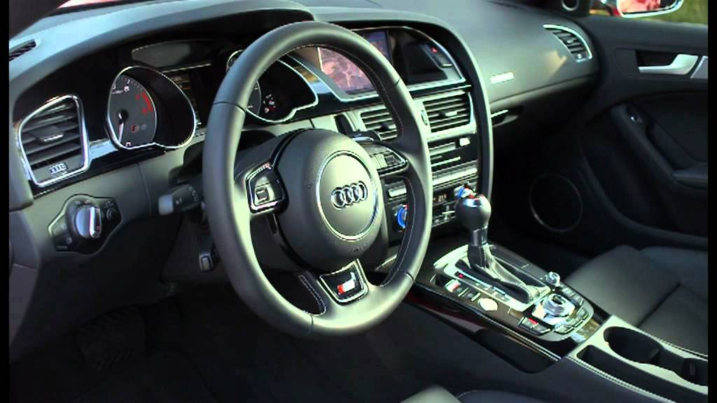 2013 Audi S5 Sportback Exterior And Interior Details