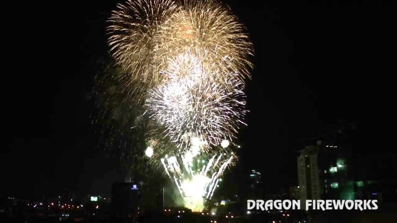 dragon fireworks in cebu