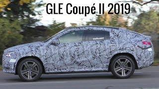 Mercedes Erlkönig - GLE Coupe II 2019 auf der Straße - spotted on the road 4K SPY VIDEO