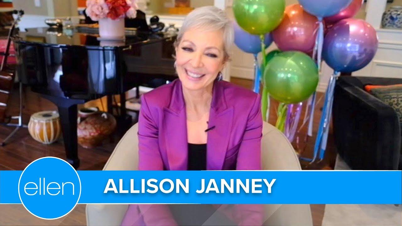 Allison Janney Failed at Hosting a Quarantine Wedding