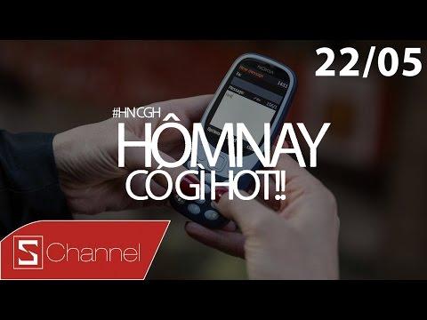 Schannel - #HNCGH 22/5: Nokia 9 và Galaxy Note 8 lộ diện, Nokia 3310 về Việt Nam