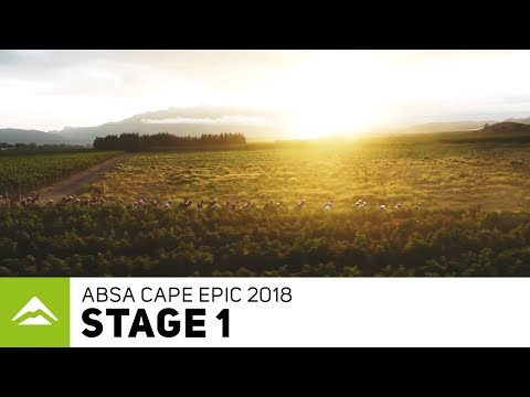 MERIDA FACTORY RACING TEAM  ABSA Cape Epic  stage 1