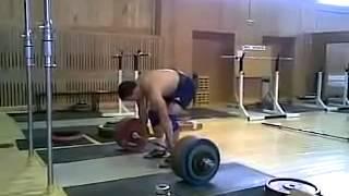 245 KG (540 lbs) Clean - Dmitry Berestov (2007)