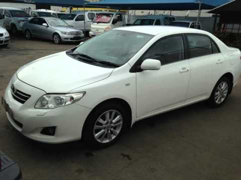 2009 Toyota Corolla For Sale >> 2009 Toyota Corolla 1 8 Exclusive Auto For Sale On Auto Trader South Africa