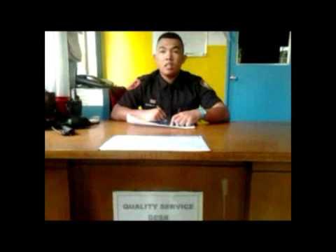University of Cebu-Criminology(Main campus) CSO - DEATH IN THE PARADISE