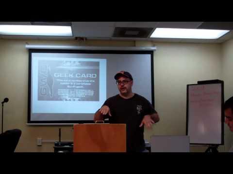 John Lazar The Man Card Adv Speech