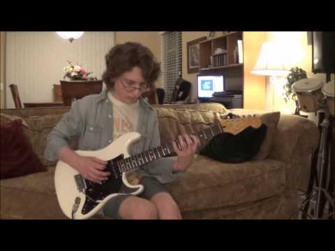 """Growing Up"" Macklemore/Ryan Lewis Ft. Ed Sheeran Live Guitar Cover w// Chords 2015"