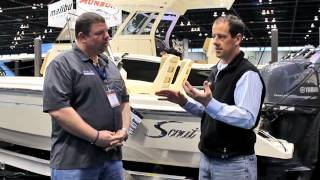 Cal Marine at The 2014 Chicago Boat Sports & RV Show