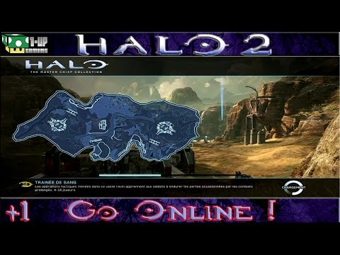 [TMCC] Halo 2: Anniversary +1. Découverte 4 Maps (Multi) | Let's Play + {Xbox One} Gameplay FR