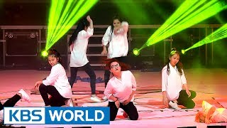 Preliminary Winners of 2017 K-POP World Festival : Troubles (Kyrgyzstan)