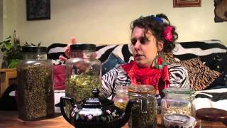 Herbs for the Nervous System; Sleep & Anxiety