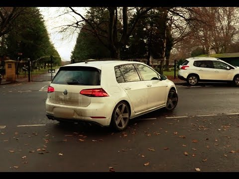 7a340bf22f41 Golf R mk7 Standard facelift (7.5) Snapshot Review - YouTube