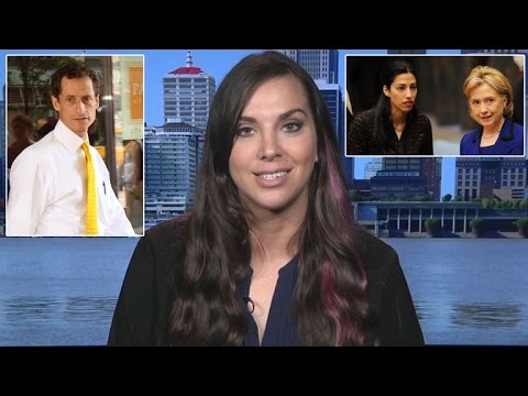 Sydney Leathers: I Think It's Crazy Anthony Weiner Is Impacting The Election