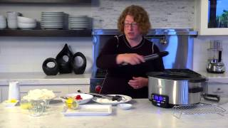 Cuisinart 3-in-1 Cook Central® (MSC-600) Demo Video
