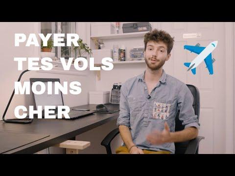 10 ASTUCES POUR PAYER MOINS CHER TES BILLETS D'AVION