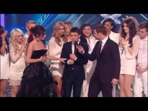 X Factor 2009 Finals - Joe McElderry wins X Factor 2009!