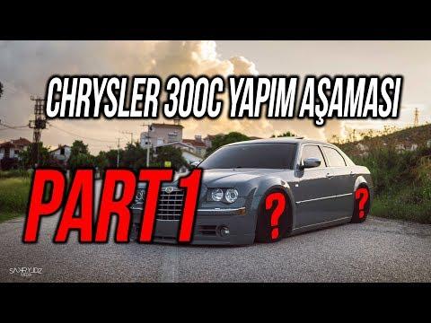 ÜNAL TURAN Chrysler 300C Yapım Aşaması PART 1