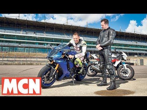 Trackday riding advice: Body position | Motorcyclenews.com