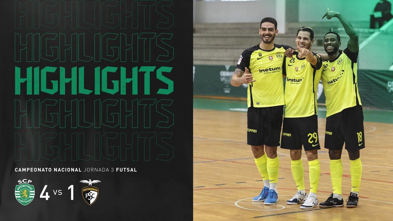 Download Futsal | Resumo: Sporting CP x Portimonense SC
