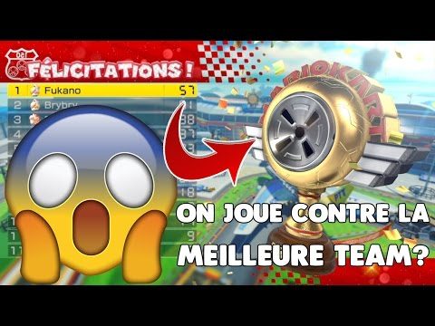 On a fait un match contre la SVC... | Mario Kart 8 Deluxe