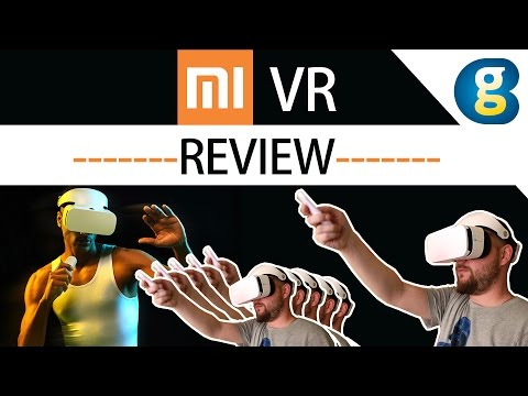 Xiaomi VR helmet Review. Could be the best, but...