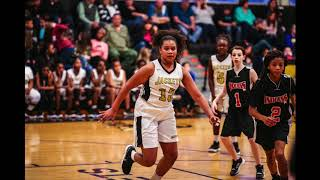 2018 North Augusta Middle School Girls Basketball