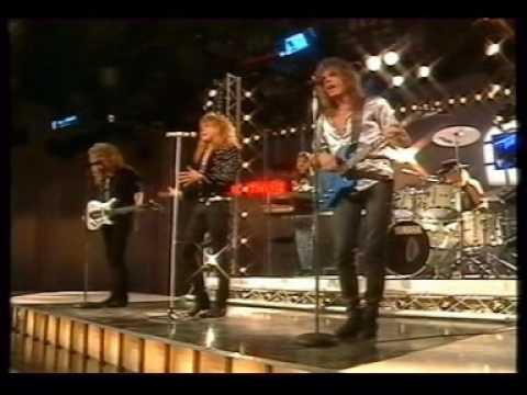 Europe - Coast to Coast ( Playback on Swedish TV 1988)