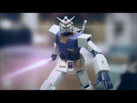 『補給基地破壊命令!』ガンダムコマ撮り | Gundam