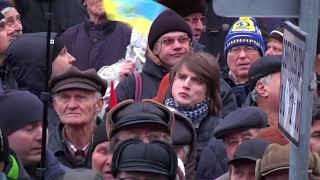 Выступление Саакашвили на Вече 17.12.17