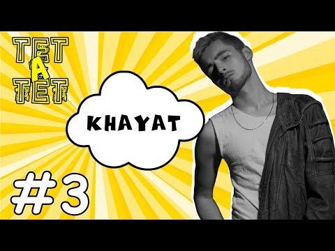 ТЕТ-А-ТЕТ #3: KHAYAT (Андрій Хайат) ексклюзивно про Тіну Кароль та альбом
