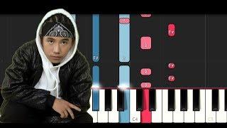 Video Shanti Dope - Mau (Piano Tutorial Instrumental) download MP3, 3GP, MP4, WEBM, AVI, FLV Juni 2018