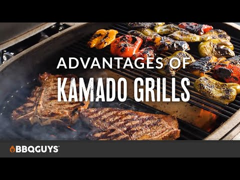 Kamado Grill Benefits | Kamado Grill Buying Guide BBQGuys