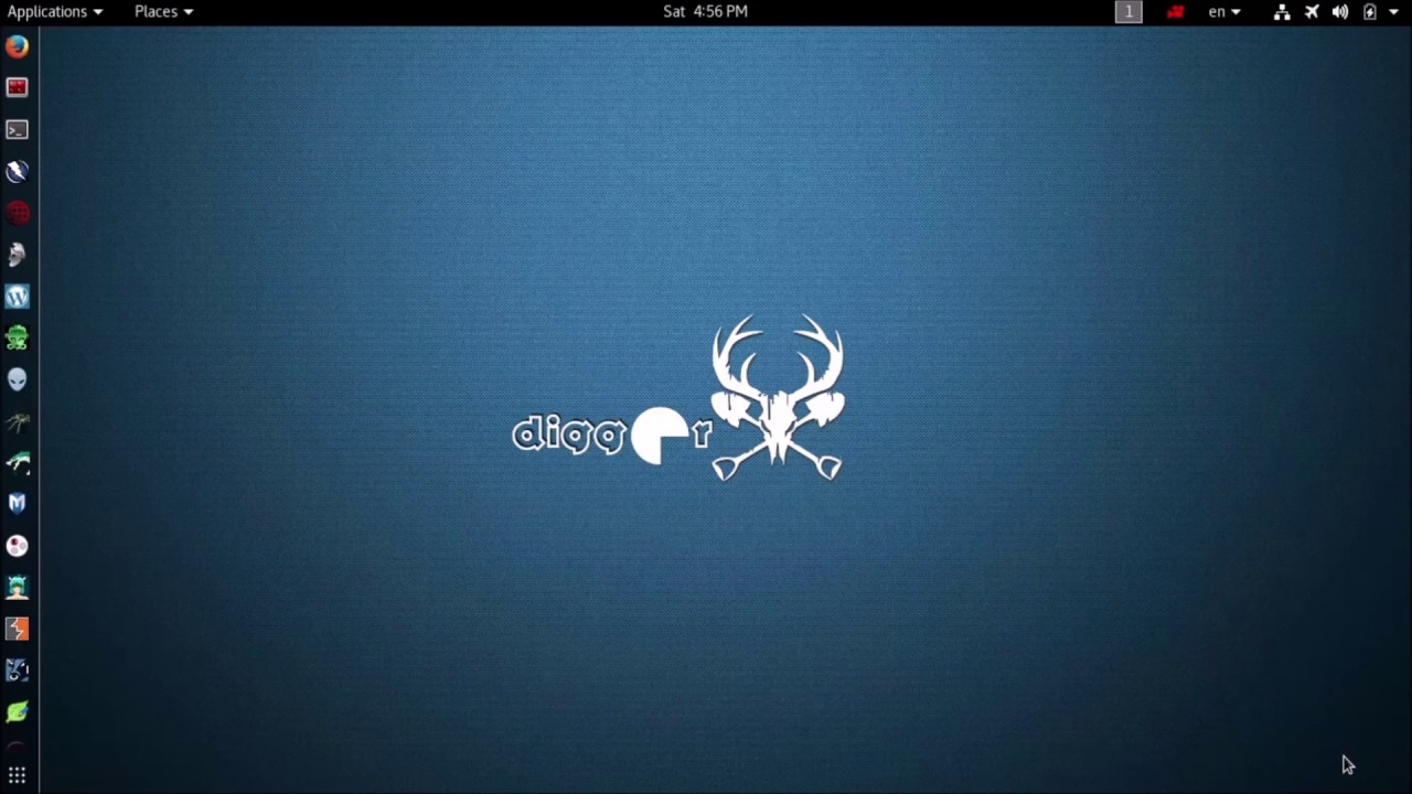 Kali Linux 2016 2 - SSH X11 Forwarding in Linux and Windows