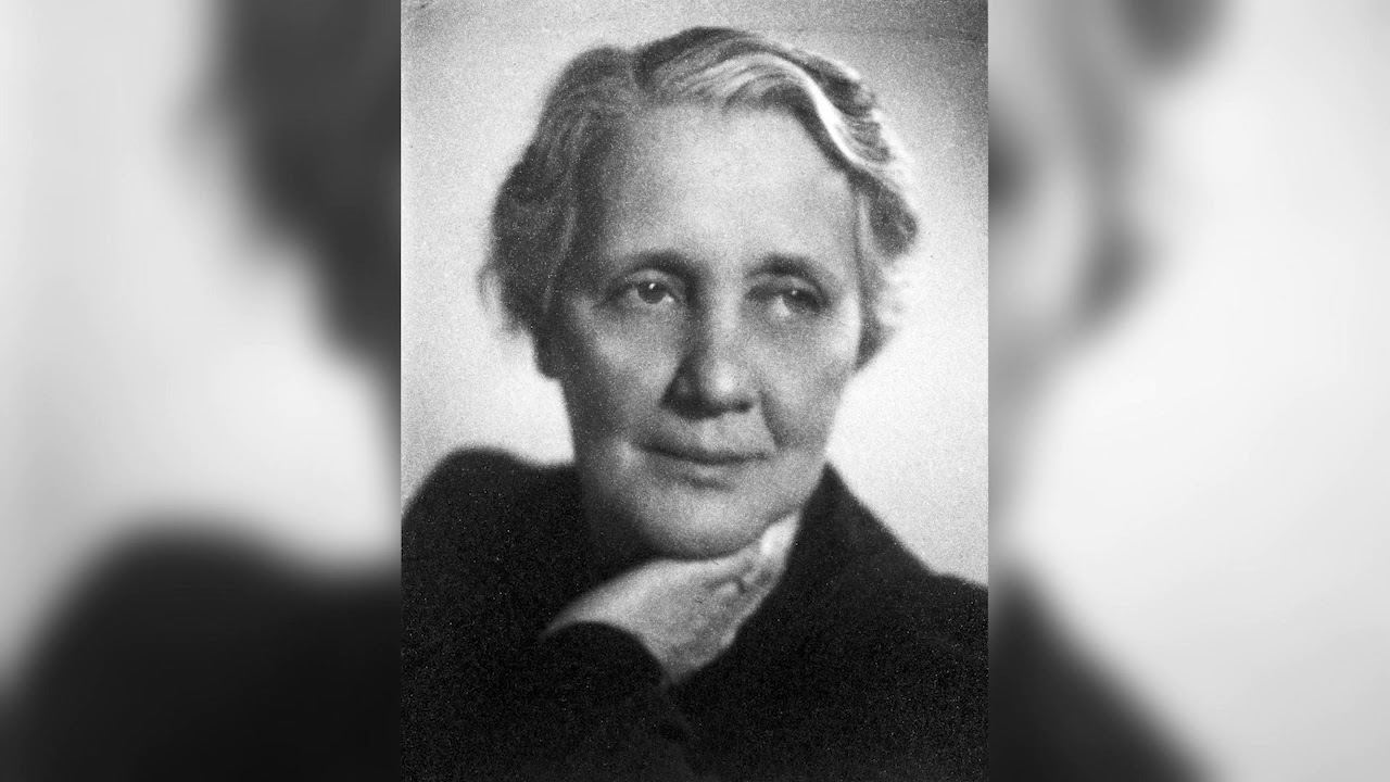 Mélanie Klein, pionnière de la psychanalyse de l'enfant - Un jour notre Histoire du 8 mars