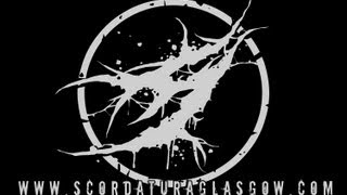 Scordatura - Studio Diary 1 - [DRUMS]