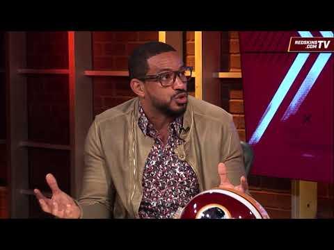 Redskins Nation: Actor Laz Alonso (4/26/18)