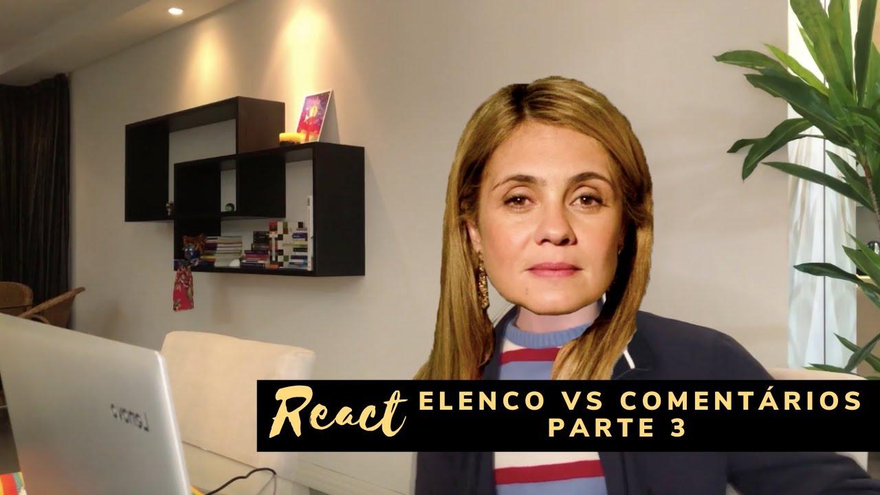O elenco de MAROTOS: UMA HISTÓRIA reage aos comentários dos fãs! PARTE 3