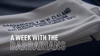A week with the Barbarians | World Rugby Films thumbnail
