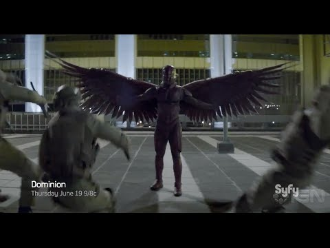 Dominion is listed (or ranked) 31 on the list The Best Syfy TV Shows