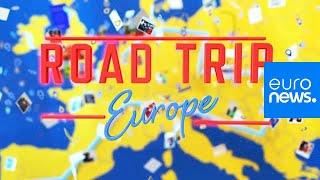 Road Trip Europe | euronews promo Video