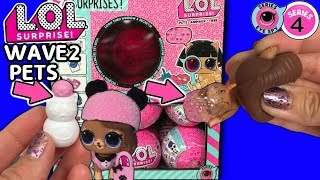 LOL Surprise Series 4 Wave 2 Pets Unboxing | LOL Doll Videos | LOL Decoder | LOL Dolls + LOL Pets