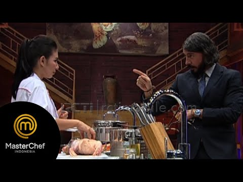 Premium Dishes just simple cooking!! [Master Chef Indonesia Session 4] [6 September 2015]
