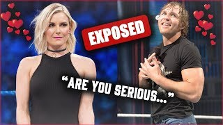 YOU WON'T BELIEVE WHAT RENEE YOUNG HAD TO SAY ABOUT DEAN AMBROSE (WWE RAW)