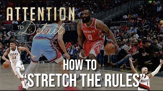 """How to """"Stretch the Rules"""" by Keeping Your Dribble Alive // #AttentionToDetail"""