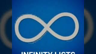 Infinity lists