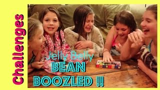 BEAN BOOZLED CHALLENGE! Super Gross Jelly Belly Beans! best friends
