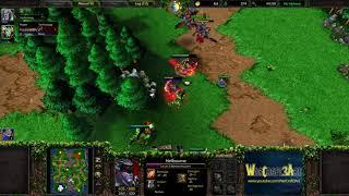 Moon(NE) vs Happy(UD) - WarCraft 3 Frozen Throne - RN4205