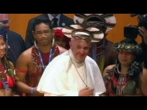 Pope Francis on Gay Catholics: 'Who Am I to Judge?'