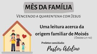 Escola Bíblica Dominical - 10.05.2020